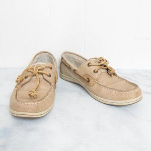 Sperry Topsider Bluefish Slip on Boat Shoes